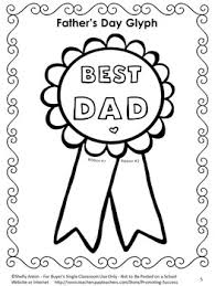 free father u0027s day glyph in this free father u0027s day activity
