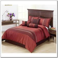Red King Size Comforter Sets Bed In A Bag King Size Comforter Sets Beds Home Design Ideas