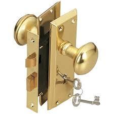 Interior Door Latch Hardware Door Locks Types With Handle Interior Door Mortise Latch
