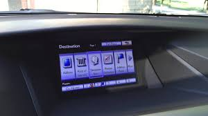 lexus app suite login transfer edestination data to your lexus youtube