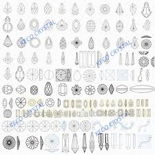 Chandelier Crystal Parts The Same Shape Of Asfour Crystal Parts Keco Crystal Can Supply