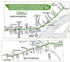 septa map septa map philadelphia