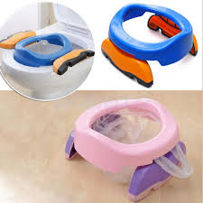 travel potty images Children 39 s 2 in 1 travel and training potty pink purple jpg