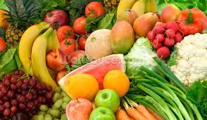 arrangement fruit vegetables and fruits arrangement wallpaper wall mural wallsauce usa
