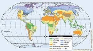 Gardening Zones Uk - world climate map definition world climate map definition