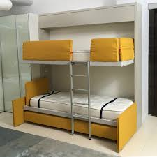bunk bed with sofa underneath the kali duo sofa takes the cake on the phrase double duty when