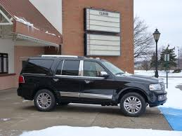 lincoln navigator rims review 2011 lincoln navigator the truth about cars