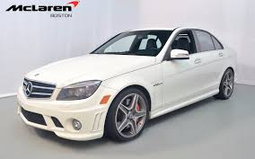 used mercedes c63 amg 2011 mercedes c class c63 amg for sale in norwell ma 622129