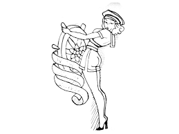 Nautical Tattoos by Vintage In Style Today U0027s Rockabilly Tattoos Are A Combination Of