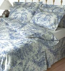 black and white toile bedding sets home beds decoration