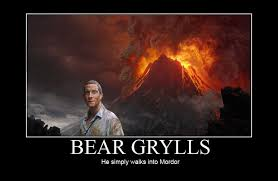 Meme Bear Grylls - bear grylls encyclopedia dramatica