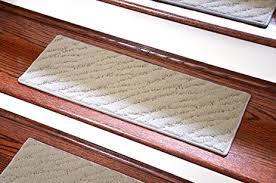 amazon com dean light gray indoor outdoor non skid carpet stair