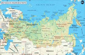 russia map russia map image large russia map hd picture