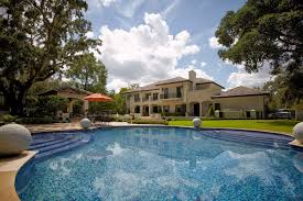 Luxury Estate Home Floor Plans by Canterbury Homes Custom Built Luxury Estate Homes Miami Florida