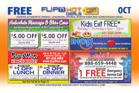 flip u0027nhot deals coupon book oct 2015 north orlando area by flip
