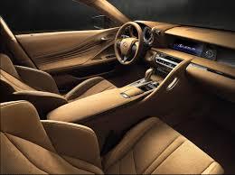 nuevo lexus lf lc lexus presentará el nuevo lc 500 en el salón del automóvil de