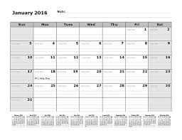 printable calendar 2016 time and date 2016 monthly julian calendar 12 months bottom free printable templates