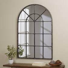 Ideas Design For Arched Window Mirror Phineas Mirror U0026 Reviews Birch Lane