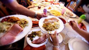 thanksgiving meal pictures how many calories in a thanksgiving feast one family finds out