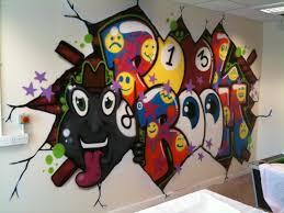 graffiti art workshops and commissions 2010