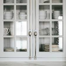 Black Glass Cabinet Doors Seeded Glass Cabinet Doors Design Ideas