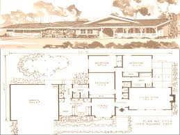 1950 ranch home floor plans for corglife