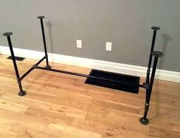 galvanized pipe table legs steel pipe furniture steel pipe table legs galvanized pipe table