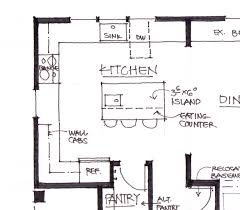 How To Build A Simple Kitchen Island Interior Kitchen Island Plans Inside Fascinating Build A Diy