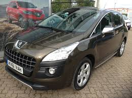 peugeot cars 2011 2011 peugeot 3008 1 6 e hdi 112 exclusive 5dr egc for sale at