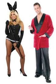 Cheap Playboy Bunny Halloween Costumes Hugh Hefner Smoking Jacket Halloween Costume Rubies Hey Hef