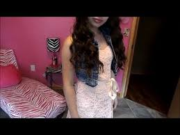 Prom Dresses For 5th Graders Get Ready With Me 5th Grade Graduation Youtube