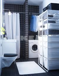laundry in bathroom ideas ikea bathrooms