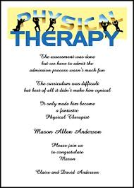 wording for graduation announcements doctor of physical therapy graduation announcement wording at