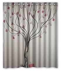 Light Grey Shower Curtain Cheap Pink Grey Shower Curtain Find Pink Grey Shower Curtain