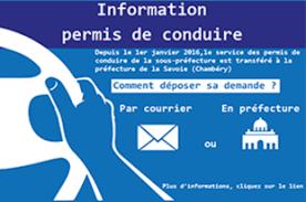 bureau des permis de conduire de la pr馭ecture de transfert service permis de conduire de la sous préfecture d