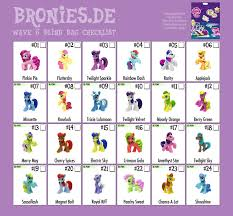 My Little Pony Blind Packs My Little Pony Blind Bag Codes Best Bag 2017