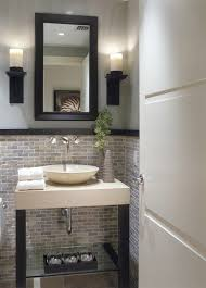 half bathroom decorating ideas half bathroom designs inspiration decor excellent modern half