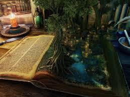 fantasy art books walldevil