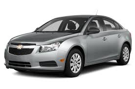 2013 chevrolet cruze new car test drive