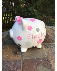 customized piggy bank amazing deal on piggy bank large piggy bank personalized piggy