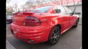 lexus red paint code 2001 pontiac grand am re paint youtube