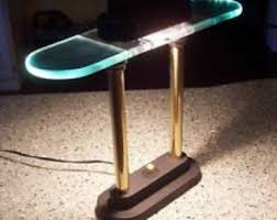 vintage desk lamp etsy