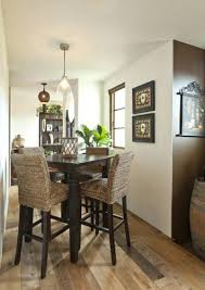 dining table easy on the eye black counter height dining table