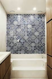 gorgeous moroccan tile bathroom 16 moroccan blue tile bathroom