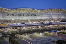 San Francisco International Airport Map by San Francisco International Airport Sfo Eater Sf