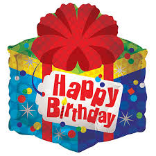 birthday gift bulk happy birthday gift foil balloons 18 in at dollartree
