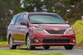Toyota Sienna 2015 Specs 2017 Toyota Sienna Pricing For Sale Edmunds
