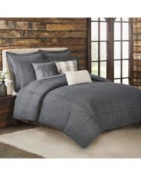 deal alert jack full queen duvet cover set in grey