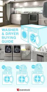 Laundry Room Storage Between Washer And Dryer by Everything You Should Know Before Buying A Washer U0026 Dryer
