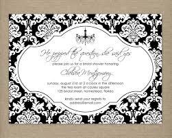 black and white invitations black and white wedding invitation templates cloudinvitation